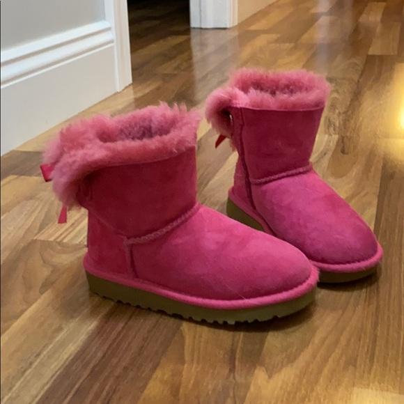 UGG Shoes   Girls Boots Size 10   Poshmark